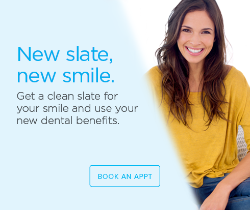 Alameda Crossing Dental Group and Orthodontics - New Year, New Dental Benefits
